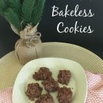 My Grandmother's Chocolate Bakeless Cookies Recipe–