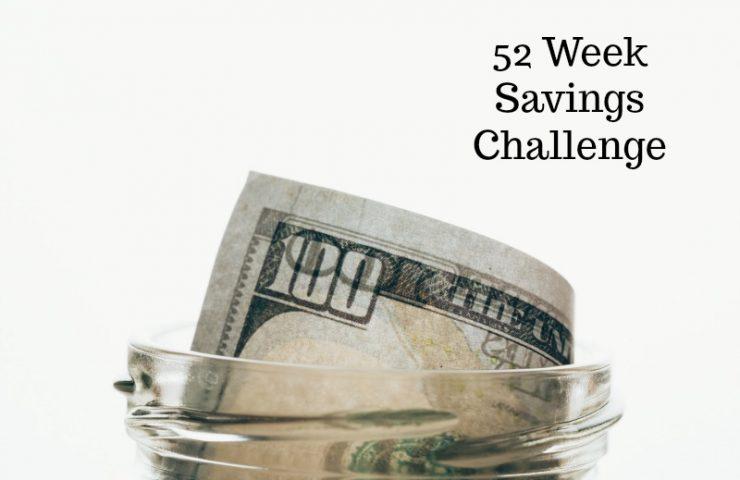 52 Week Savings Challenge