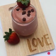 Strawberry Smoothies Recipes