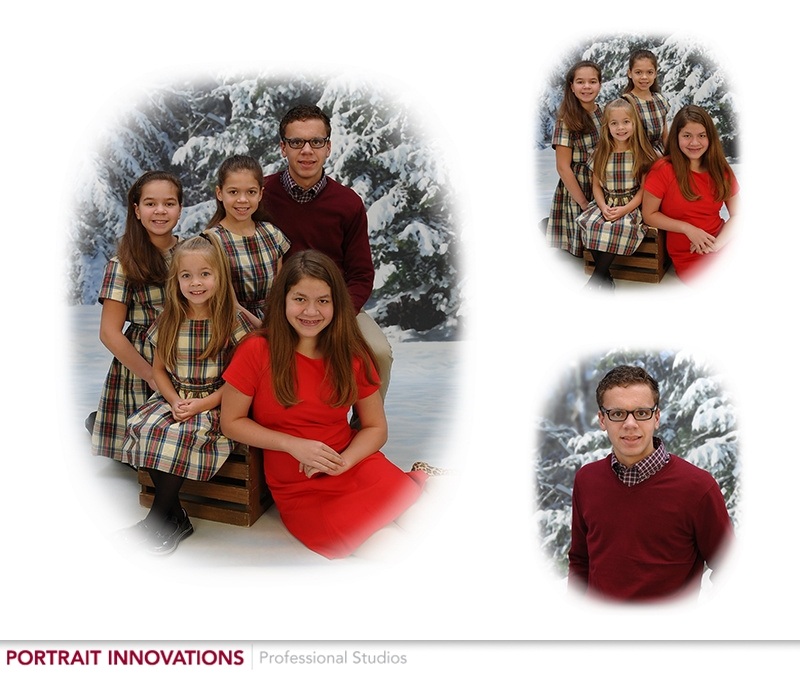Tips for Getting great Holiday Photos--Holiday photos are easy wit Portrait Innovations!