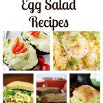 Easy Egg Salad Recipes